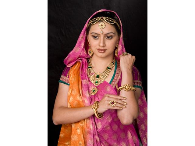 Actress Shruti Marathe