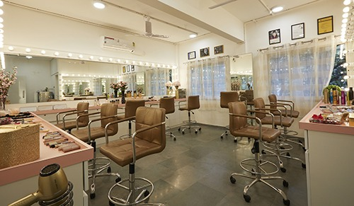beauty parlour course in pune