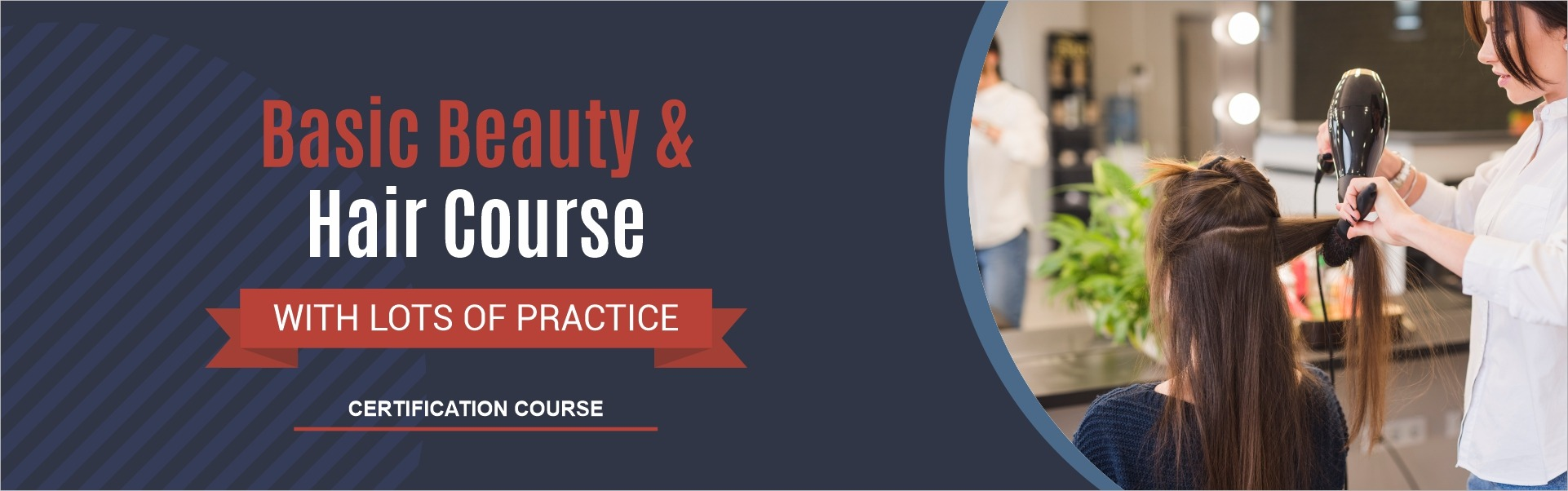 Basic Beauty & Hair Certification Course