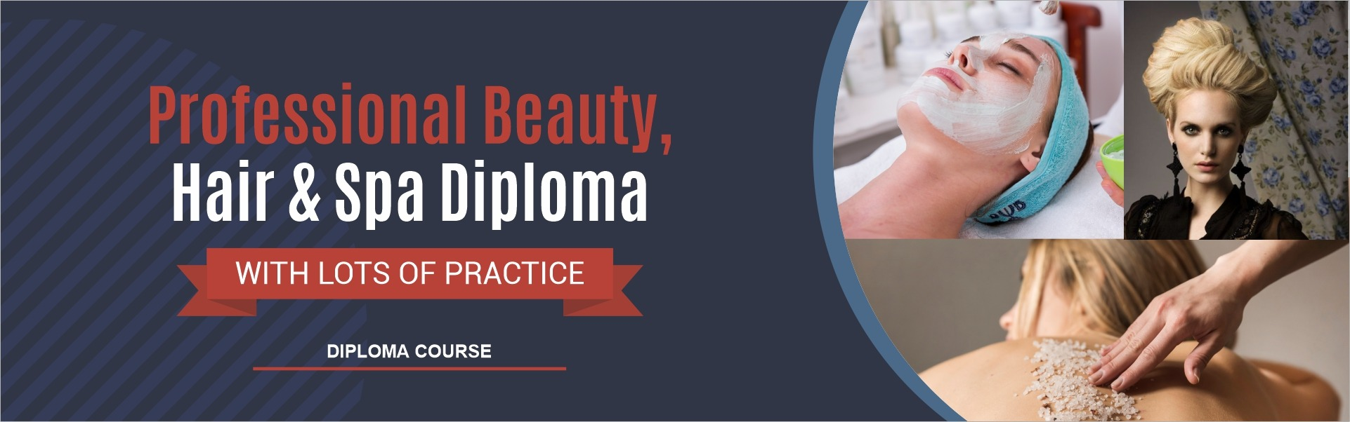 Professional Beauty Hair Spa Diploma Course