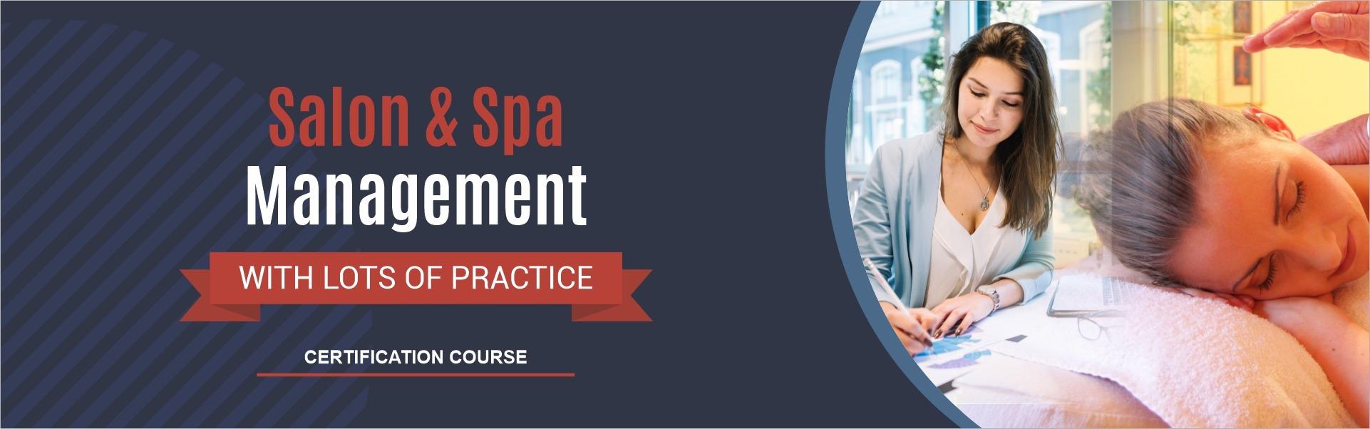 Salon & Spa Certification Course